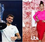 Dimitrov thanks Scherzinger for giving him the X Factor at ATP Finals