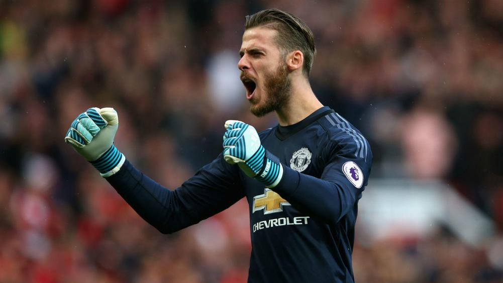 8d0ca4f1700 David is to keep - Mourinho wants new Man United deal for De Gea