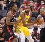 Leonard Offers Recovery Advice To Durant