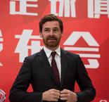 Andres Villas Boas Heads East to Shanghai