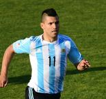 Argentina v Ecuador: Sergio Aguero the Man to Match in Lionel Messi's Absence