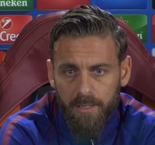 Tricky to win title before retirement - De Rossi