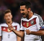 Gundogan: Germany are feeling the pressure