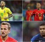 The favourites to replace Ronaldo at Real Madrid