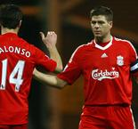 Alonso: Gerrard was magic