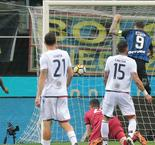 Inter Sitting Third After Cagliari Win