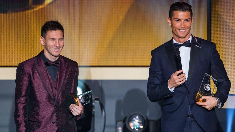 Cristiano Ronaldo's son posts incredible message to his father's biggest rival, Messi