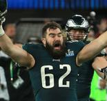 Jason Kelce goes on epic rant as Eagles celebrate Super Bowl win