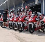 Buriram stages lights out on the 2017 Idemitsu Asia Talent Cup