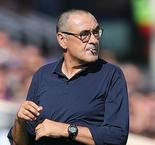 Sarri watches on as Juventus drops first points