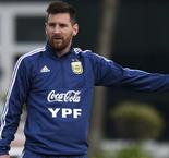 Scaloni wants Messi to do 'what he does every Sunday'