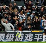 Premier League: Newcastle ne s'arrête plus