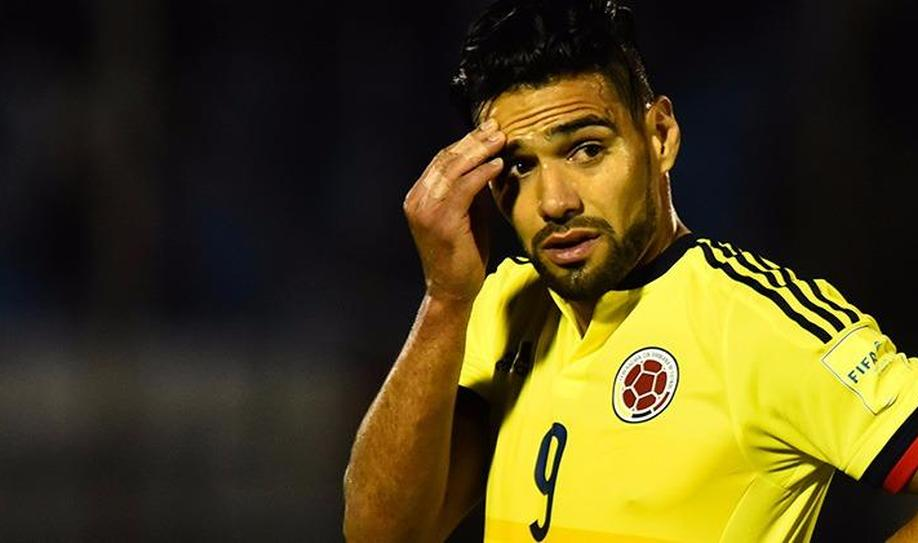 Falcao ruled out for 'a few weeks'