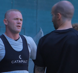 Rooney's first training session with DC United