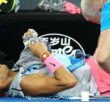Injured Nadal bows out of Australian Open to Cilic