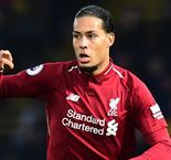 Liverpool v Manchester United: Van Dijk the rock on which Klopp can build a title triumph