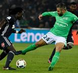 Ligue 1: Saint-Étienne 0 Marseille 0