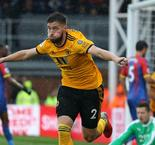 Crystal Palace 0 Wolves 1: Doherty extends unbeaten run to six