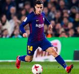 Hamstrung Coutinho faces three-week layoff