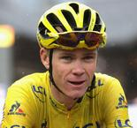 Relieved Chris Froome Revels in 'Amazing Feeling'