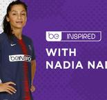 EXCLUSIVE: Nadia opens up about football inequality