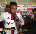 "Ligue Europa - Tolisso : ""On se rassure offensivement"""