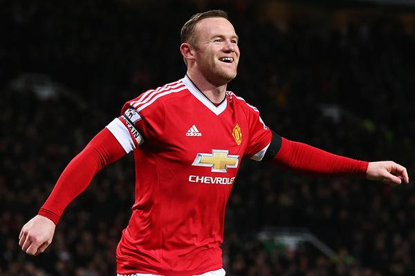 Wayne Rooney (Manchester United): 11 goals. Getty Images