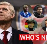 Who do Arsenal fans want next?