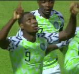 Ighalo Equalizes For Nigeria Against Cameroon