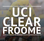Froome cleared after UCI investigation