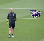 Sports Burst – Zinedine Zidane's Final Threat