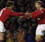 Scholes didn't think he would become a manager, says Solskjaer