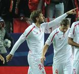 Video - Sevilla 1 Juventus 0: Llorente haunts former club to send holders into Europa League