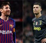 Messi and Ronaldo 'not as outstanding' as they were, says Hitzfeld