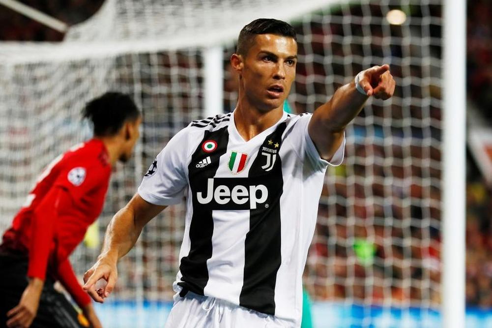 Ballon d'or: Evra vote... Cristiano Ronaldo