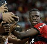 Vinicius 'nervous' ahead of Real Madrid Move