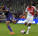 Ligue 1: Toulouse 1 Monaco 1