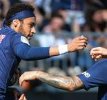Neymar Goal And Assist In PSG Win Over Angers