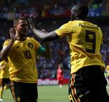 Chelsea have to play him soon! - Hazard hopes Lukaku form is short-lived