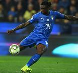 Italy 2 Finland 0: Young stars Kean and Barella inspire victory
