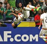 Mexico seals top spot, El Salvador holds Jamaica