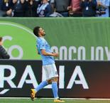 New York City star Villa named MLS MVP