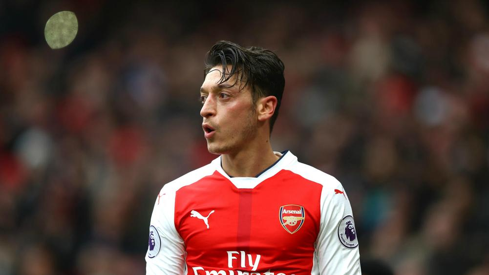 Arsenal to see best of Ozil against Bayern Munich?