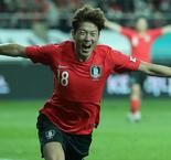 South Korea 2 China 0: Son sets the standard as Bento's men take top spot
