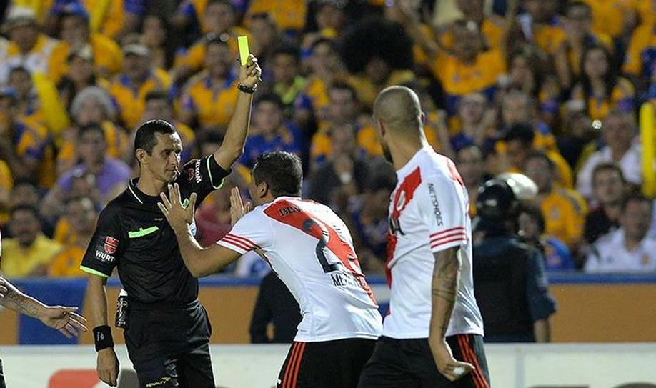 Tigres UANL 0-0 River Plate: River lose Gallardo in Copa Libertadores final first leg