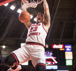 WKU sealed a first-round bye in the Conference USA tournament next month.