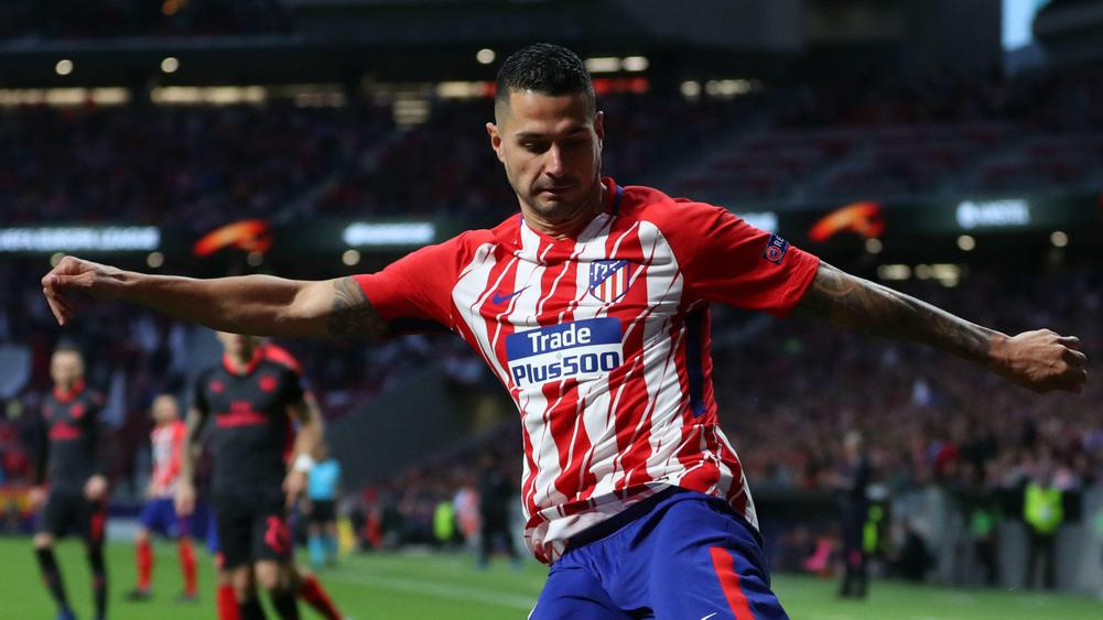Vitolo will be ready for Europa League final, confirms Simeone