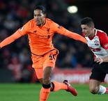 Van Dijk return and Salah, Firmino skills give Klopp reason to be cheerful