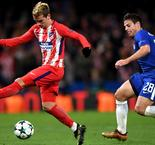 Antoine Griezmann Doubt For Real Betis Clash With Hamstring Strain