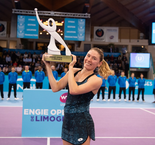 Alexandrova Races To Second Limoges Title